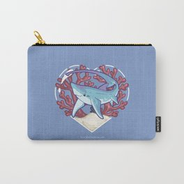 SNAP the Thresher Shark Carry-All Pouch