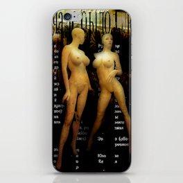 XX iPhone Skin