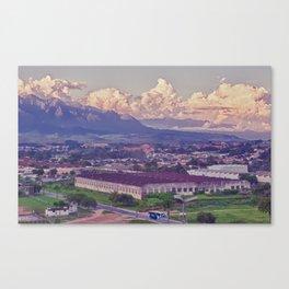 Cruzeiro Canvas Print