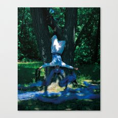 The Hanged One Canvas Print