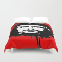 che Duvet Covers featuring CHE by favewavearts