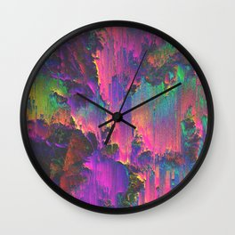 ACID Wall Clock