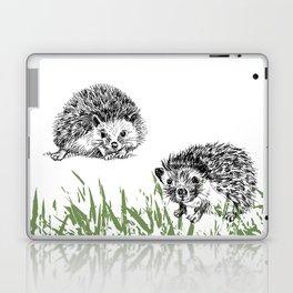 Hedgehogs print Laptop & iPad Skin