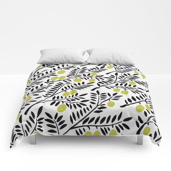 Little Lemons Comforters