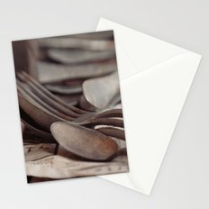 SPOONS II Stationery Cards