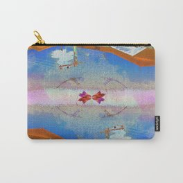Fragile Carry-All Pouch