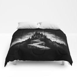 Vampire Castle Comforters