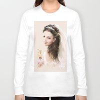princess bride Long Sleeve T-shirts featuring bride by tatiana-teni