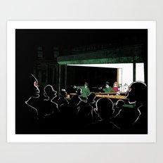 Nighthaunt Art Print
