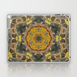 Kangaroo Paw Kaleidoscope Laptop & iPad Skin