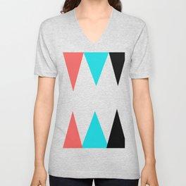 Colorful Arrows Unisex V-Neck