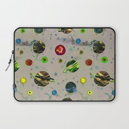 Marble Galaxy Laptop Sleeve