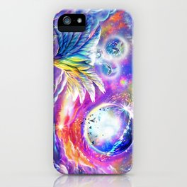 Bio Space iPhone Case