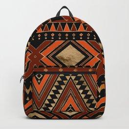 Aztec Ethnic Pattern Art N7 Backpack