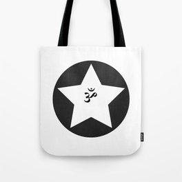 Om Star Tote Bag