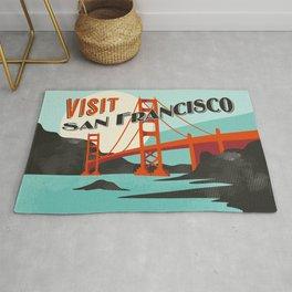 Visit San Francisco Rug