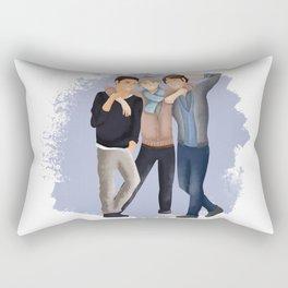 Haikyuu!! - Senpais Rectangular Pillow
