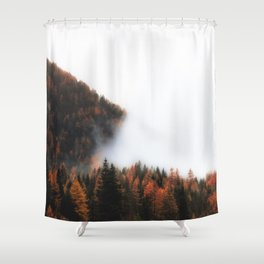 All Consuming Shower Curtain