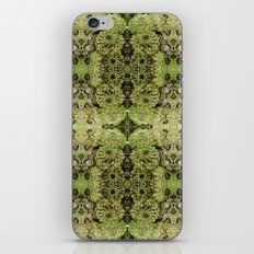Forest fairy floral,nature, woodland, hippie, mandala, psychedelic iPhone & iPod Skin