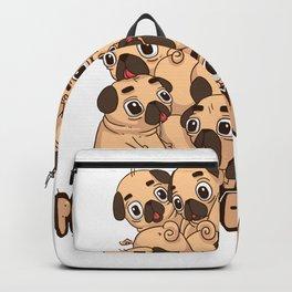 Pugness Overload Backpack