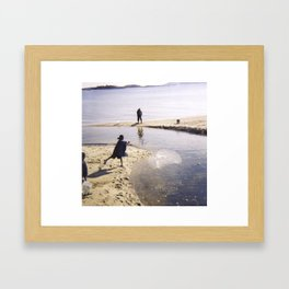 Snatch Framed Art Print
