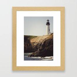 Oregon Coast Framed Art Print