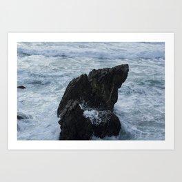 Monterey pt.2 Art Print