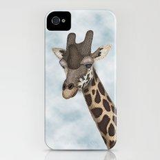 Giraffe Fun iPhone (4, 4s) Slim Case