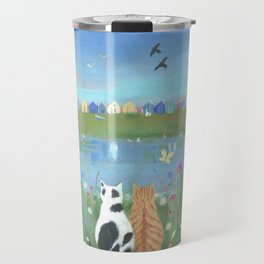 Summer Lookout Travel Mug