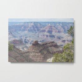 Grand Canyon USA Metal Print