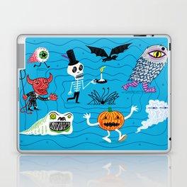 The Halloween Parade Laptop & iPad Skin