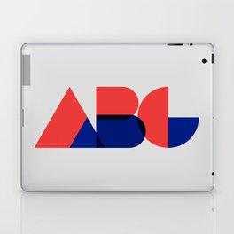 Geometric ABC Laptop & iPad Skin