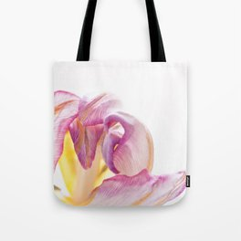 Forms of Tulip I Tote Bag