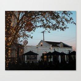 Magnolia-Christmas Bakery Canvas Print