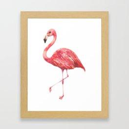 flamingoNYX Framed Art Print