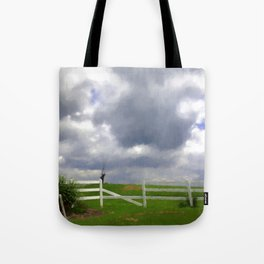 One Hot Summer Day Tote Bag