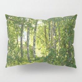 Beautiful Morning Summer Greenery #decor #society6 #buyart Pillow Sham