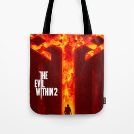 The Evil Within 2 Tote Bag
