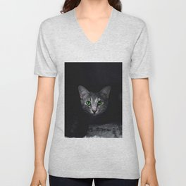 Out of View Unisex V-Neck
