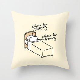 Pillow Logic Throw Pillow