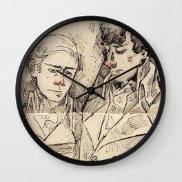 Regency Sherlock Wall Clock