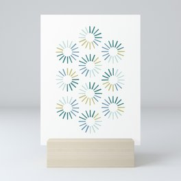 Rotation - Evergreen Mini Art Print