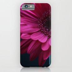 Bright Pink Gerbera Slim Case iPhone 6s