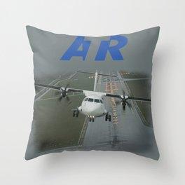ATR 72-600 Throw Pillow