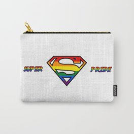 Super Pride - v1 Carry-All Pouch