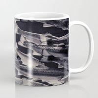 swim Mugs featuring Swim by Marte Stromme