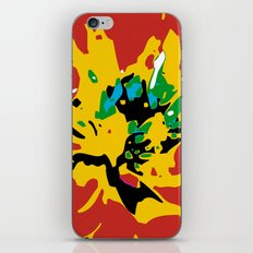 Bursting iPhone & iPod Skin