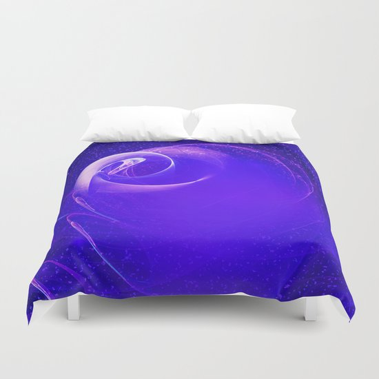 Unravelling the Universe Duvet Cover