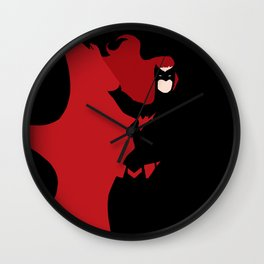 Kate Kane Wall Clock