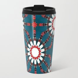 Beautywave Pattern 4 Travel Mug